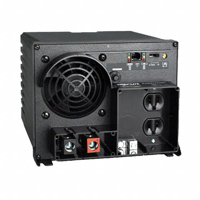 【PV1250FC】INVERTER 1250W 12VDC 2-OUT