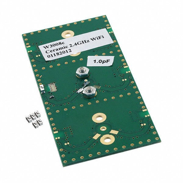 【W3008C-K】EVAL BOARD W3008C W/ SMA FEMALE