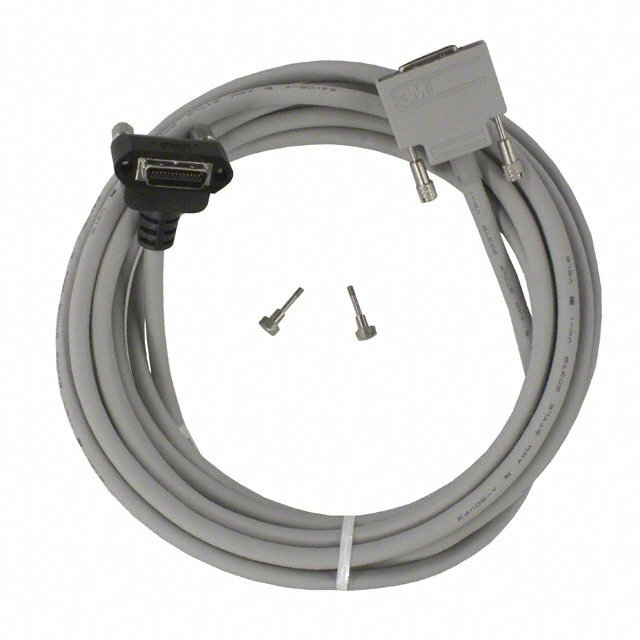 【14H26-SZ3M-500-03C】MDR CAMERA CABLE 26POS M-RA/M 5M