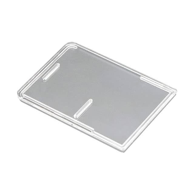 【2257】PI MODEL B+/2/3 CASE LID CLEAR
