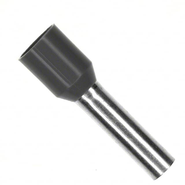 【11122040】CONN FERRULE W TYPE 12AWG GRAY