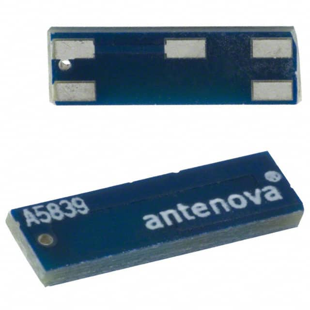 【A5839】RF ANT 2.4GHZ PCB TRACE SLDR SMD