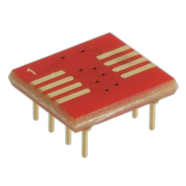 【08-350000-11-RC】SOCKET ADAPTER SOIC TO 8DIP 0.3