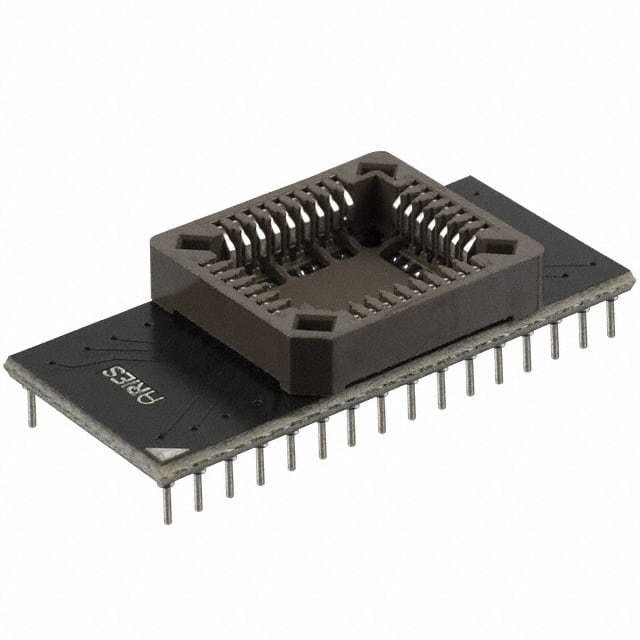 【32-653000-10】SOCKET ADAPTER PLCC TO 32DIP 0.6