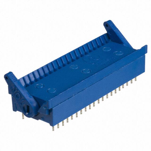 【40-516-10】CONN IC DIP SOCKET ZIF 40POS TIN