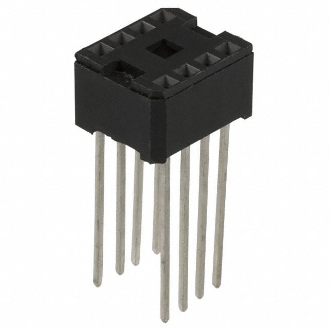 【C8108-04】CONN IC DIP SOCKET 8POS TIN