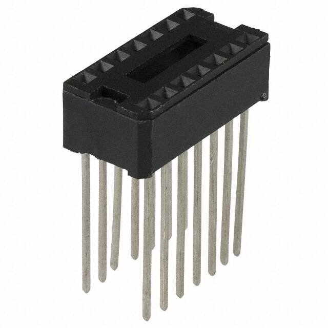 【C8114-04】CONN IC DIP SOCKET 14POS TIN