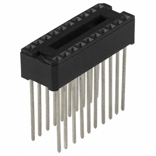 【C8120-04】CONN IC DIP SOCKET 20POS TIN