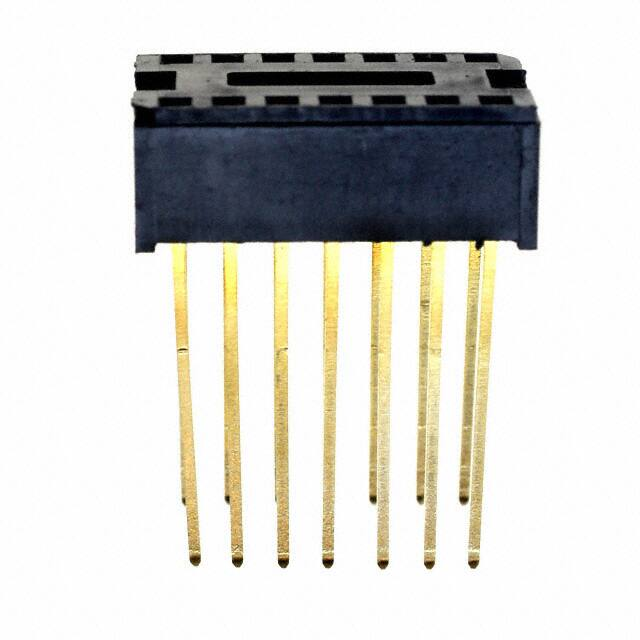 【C9114-00】CONN IC DIP SOCKET 14POS GOLD