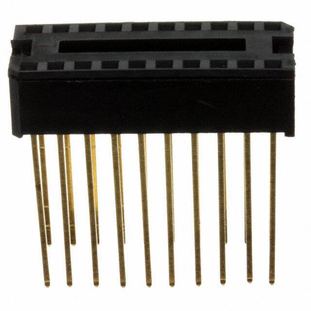 【C9120-00】CONN IC DIP SOCKET 20POS GOLD