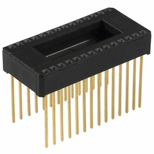 【C9128-00】CONN IC DIP SOCKET 28POS GOLD