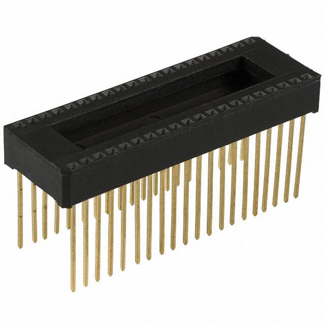 【C9140-00】CONN IC DIP SOCKET 40POS GOLD