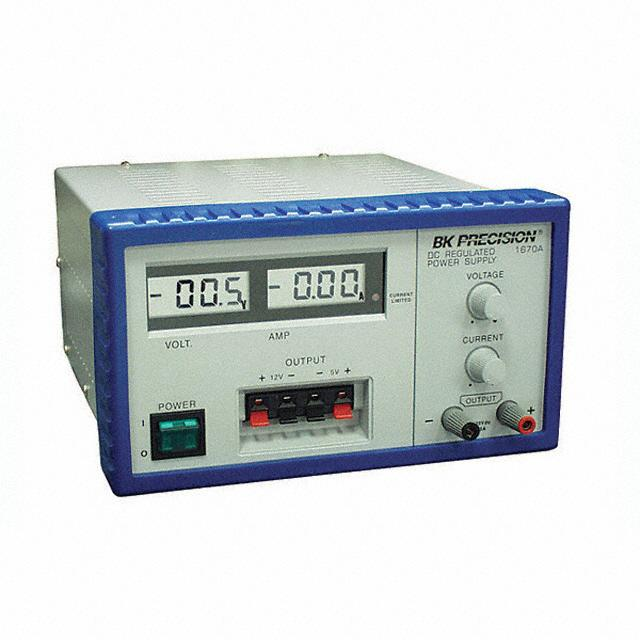 【1670A】POWER SUPPLY 30V 3A TRPL-OUT