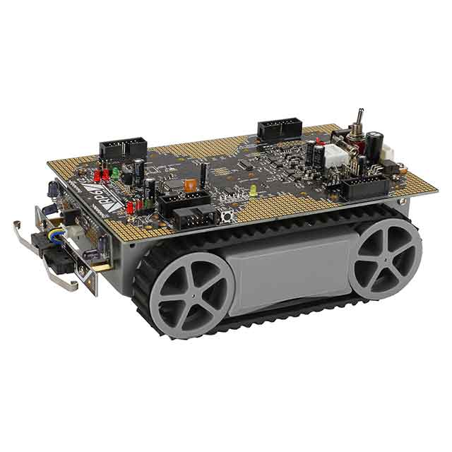 【RP6V2】RP6V2 ROBOTIC VEHICLE TANK