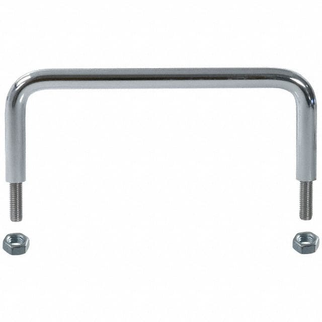 "HANDLE CHROME MOUNTNG CNTR 5.25""""【H-9161-B】"