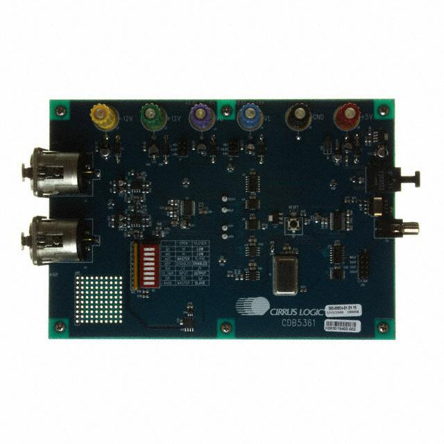 【CDB5361】BOARD EVAL FOR CS5361 STEREO ADC