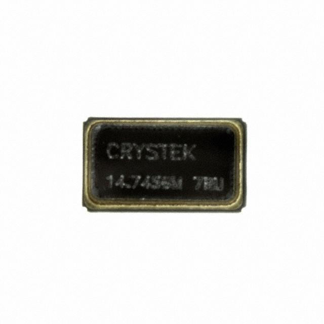【017116】CRYSTAL 14.7456MHZ SURFACE MOUNT