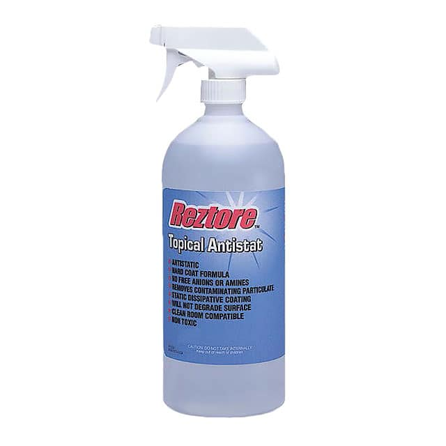 【10415】ANTISTATIC SPRAY REZTORE 1QT.