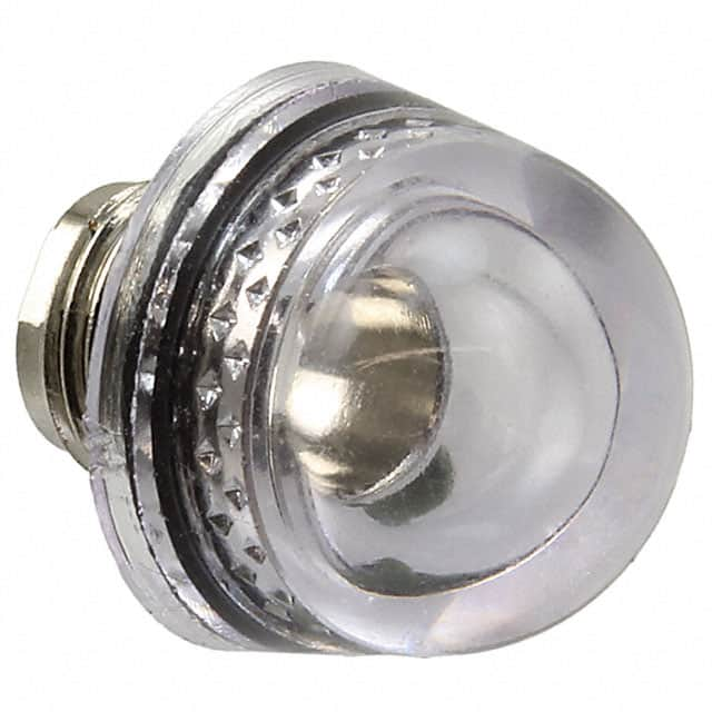 【1280937003】LENS CLEAR PANEL MOUNT THREADED