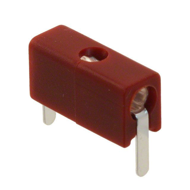 【105-0752-001】CONN TIP JACK SOLDER RED