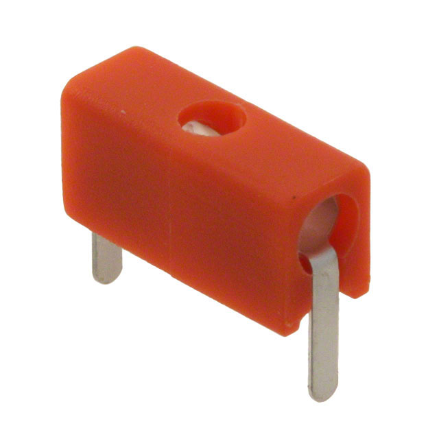 CONN TIP JACK SOLDER ORANGE【105-0756-001】