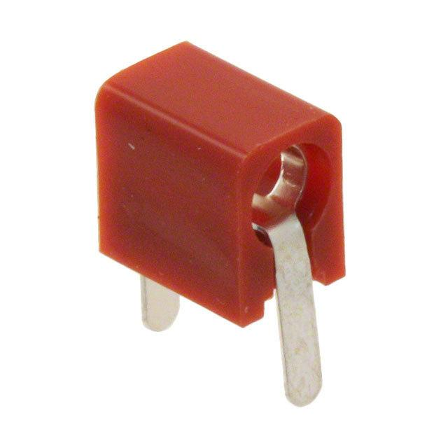 【105-1102-001】CONN TIP JACK SOLDER RED