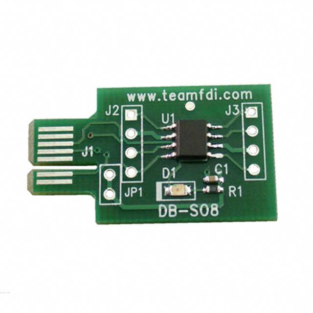 【DB-SO8-LPC908】BOARD FOR LPC908 8-SOIC