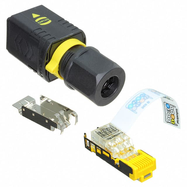 【09451451561】HARTING PUSHPULL V4 2.0 RJ45 CAT