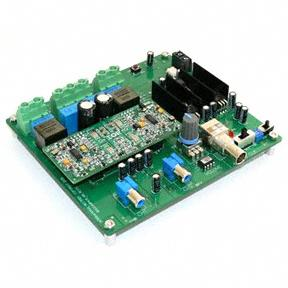 【IRAUDAMP5】BOARD DEMO IRS2092S/IRF6645