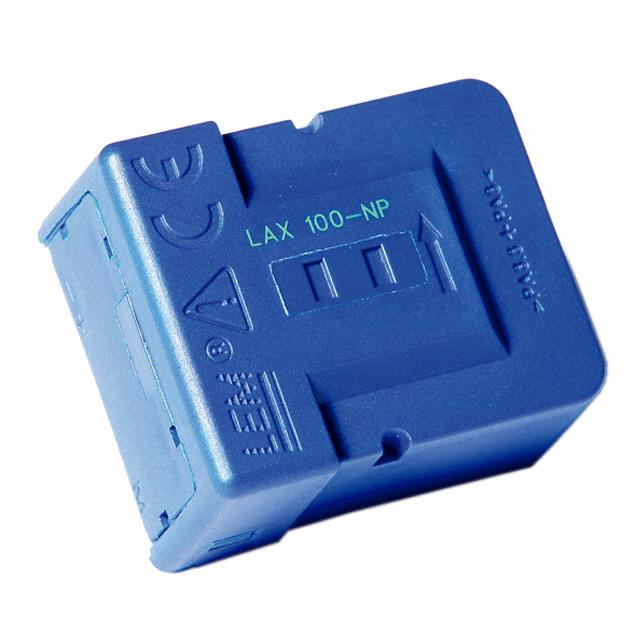 【LAX 100-NP】SENSOR CURRENT HALL SELECTABLE