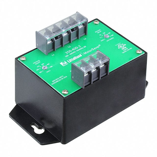 【3504002】3-PHASE VOLTAGE MONITOR/ 380-4