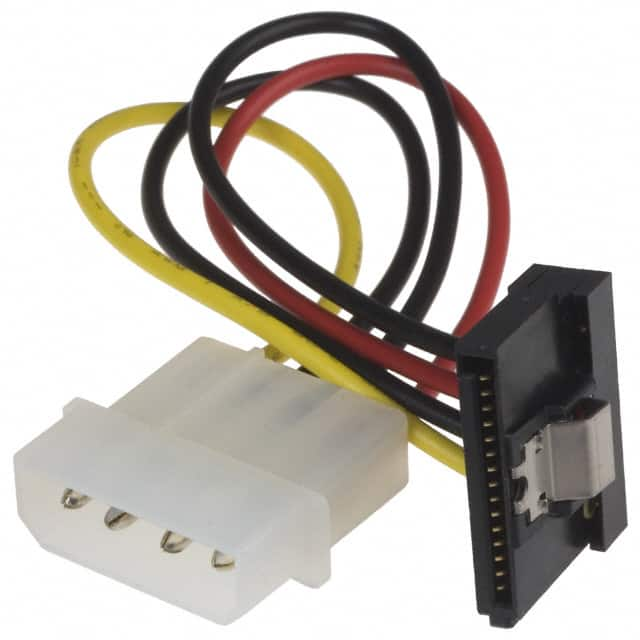 【0685610019】CABLE ADT SERIAL ATA-IDT PWR 6""""