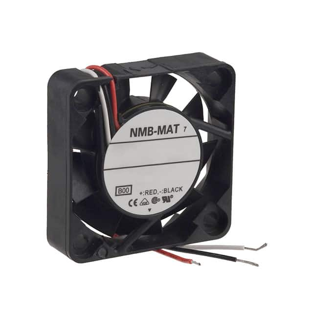 【04010KA-05M-AT-00】FAN AXIAL 40X10MM BALL 5VDC WIRE