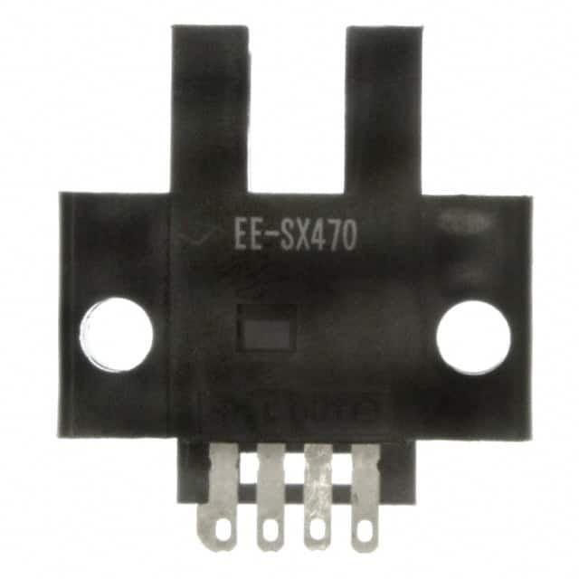 【EE-SX470】SENSOR OPTICAL 5MM MODULE W/CONN