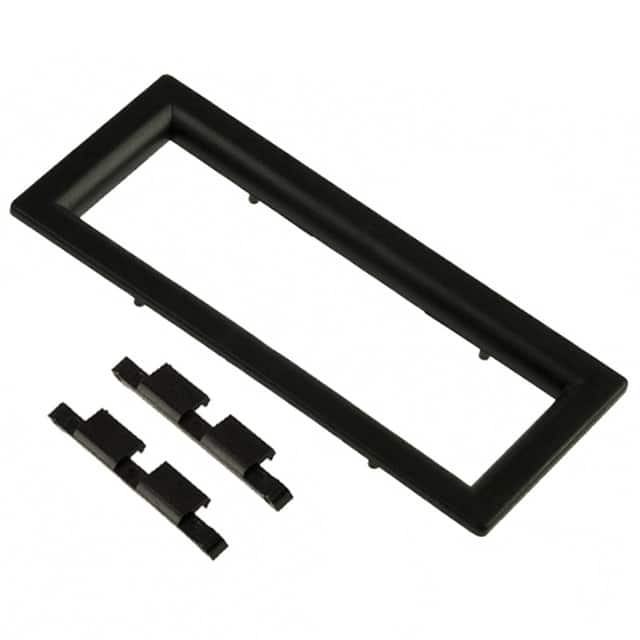 【6102010】LCD DISPLAY BEZEL BLACK 3PC