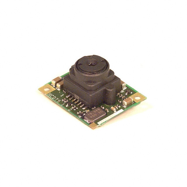 【GP-KX121/45P】CAMERA CCD COLOR MODULE 45 DEG
