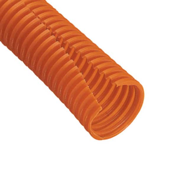 "【CLT25F-C3】SLIT WRAP 0.284"""" X 100' ORANGE"