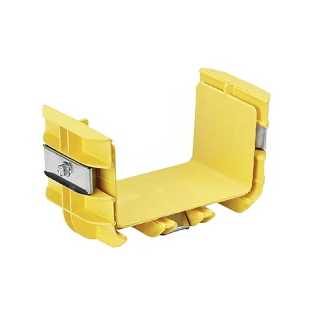 【FRBC6X4YL】CABLE DUCT COUPLER