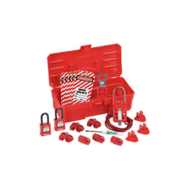 【PSL-KT-CONA-F】CONTRACTOR LOCKOUT KIT W/COMP