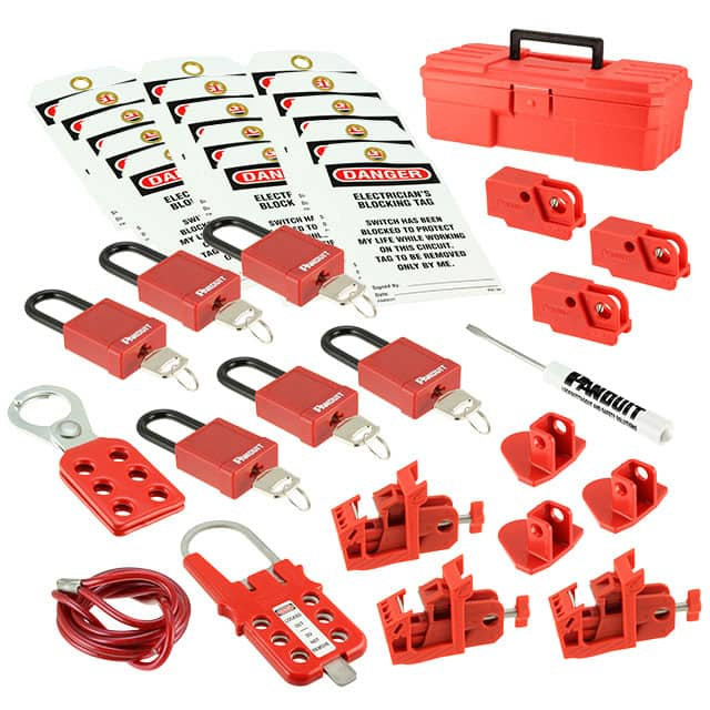 【PSL-KT-CONAP】CONTRACTOR'S LOCKOUT KIT