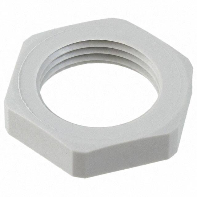 【52090300】MGM 20 COUNTER NUT M20 POLY
