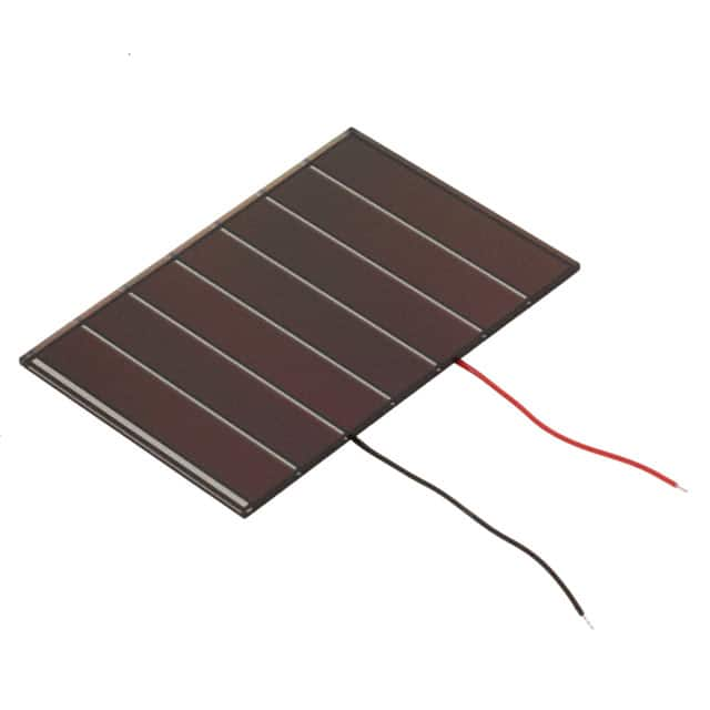 【AM-8702CAR】SOLAR CELL AM 57.7MM X 41.3MM
