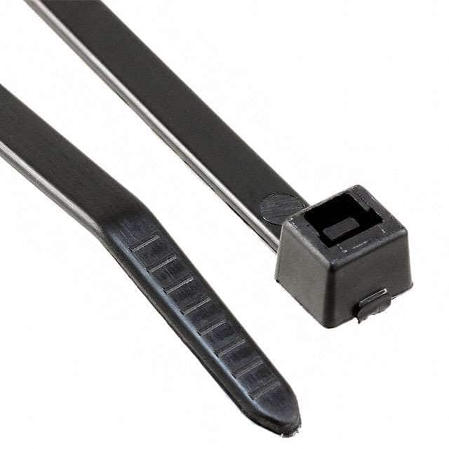 【1-604751-0】CBL TIE LOCKING BLK 50LBS 11.83""""