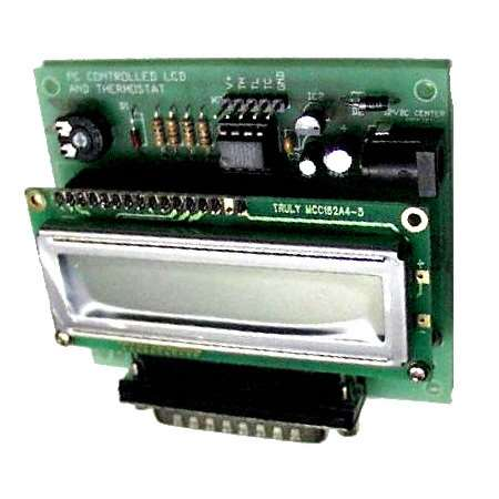 【TW-DIY-5134】KIT LCD INTRO W/16X2 LCD