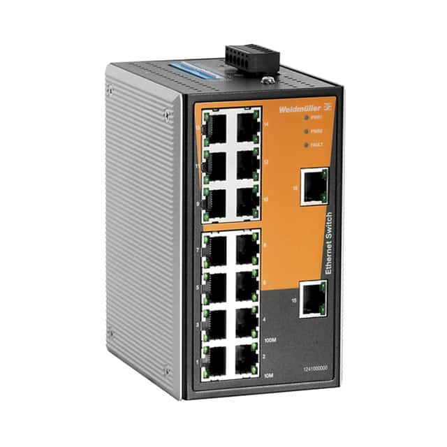 【1241000000】NETWORK SWITCH-UNMANAGED 16 PORT