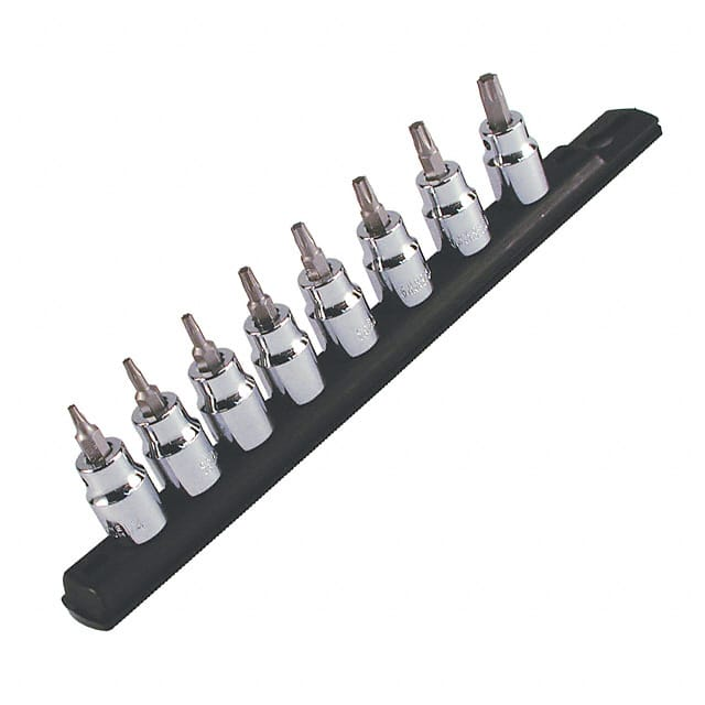 "【76395】SOCKET SET TORX 3/8"""" 8PC"