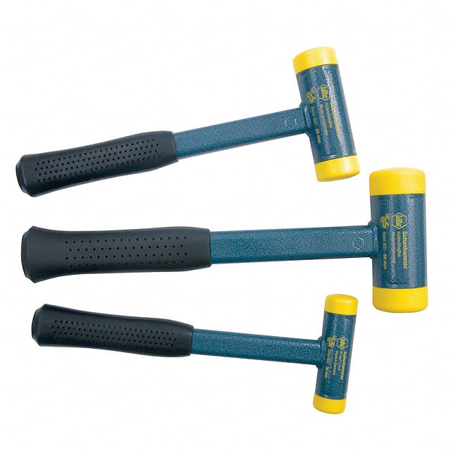 【80290】HAMMERS DEAD BLOW STEEL TUBE 3PC