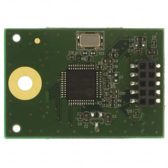 【W7EU002G1XC-SM0PB-02D.01】MODULE FLASH NAND SLC 2GB