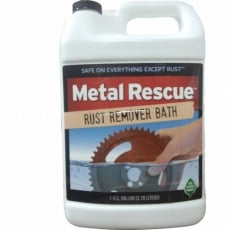【METALRESCUE1GAL】水溶性錆除去剤メタルレスキュー3.8L