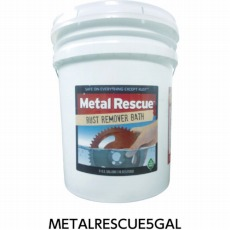 【METALRESCUE5GAL】水溶性錆除去剤メタルレスキュー19L